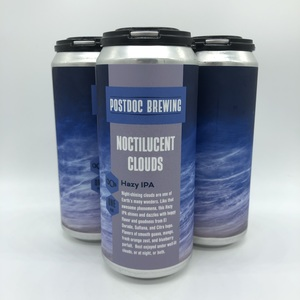 Noctilucent Clouds - 4 pack To-Go